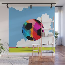 World Cup Soccer Wall Mural