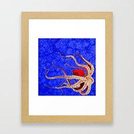 Ocean 8 Framed Art Print