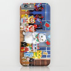 Lucky Cats Slim Case iPhone 6s