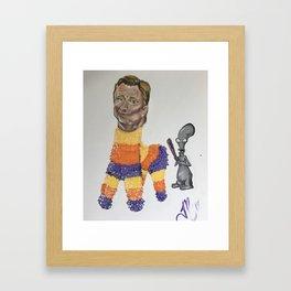 ROGER & ROGER Framed Art Print
