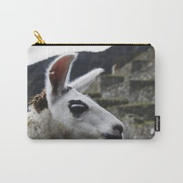 Llama I Carry-All Pouch