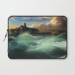 The Cemetery of the Chateau D'if Laptop Sleeve