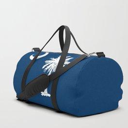 Flag of South Carolina Duffle Bag