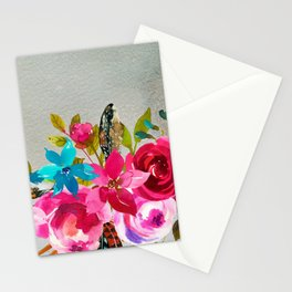 Flowers bouquet #39 Stationery Cards