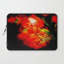 A simple look put on a flower and here is a day filled with happiness!! Laptop Sleeve