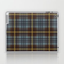 Faded Johnstone Scottish Tartan Laptop & iPad Skin