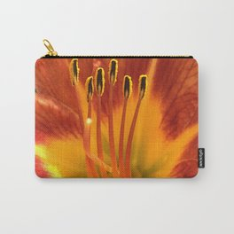 Flower CC Carry-All Pouch