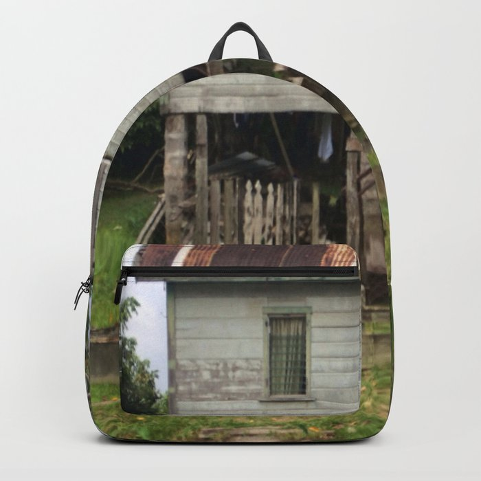 This Old House Again Backpack