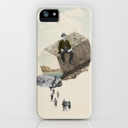 Exagon iPhone Case