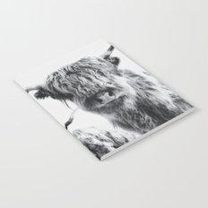 LULU & SARA - Scottish Highland Cows Notebook
