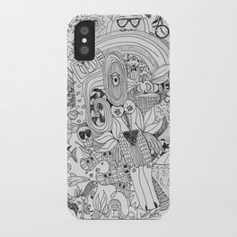 It's All In Your Mind iPhone Case