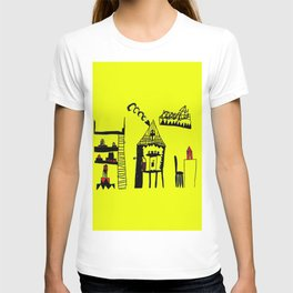 ARCHiTECTURAL DESiGN | Painting T-shirt