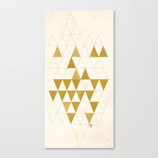 My Favorite Shape Canvas Print