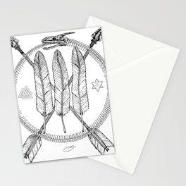 Ouroboros Logos Stationery Cards
