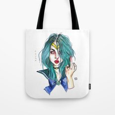Frances bean / This is water  Tote Bag