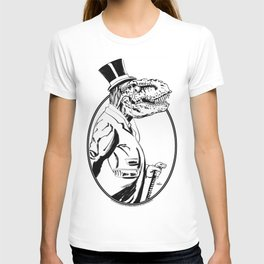 THE DAPPER DINOSAUR T-shirt