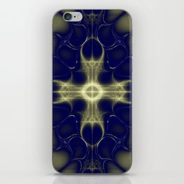 Fractal Abstract 13 iPhone Skin