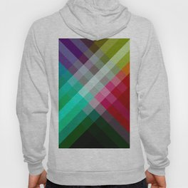 Rainbow 3 color Hoody