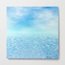 Sea of Serenity Metal Print