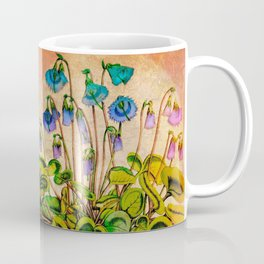 Flower Bells Coffee Mug