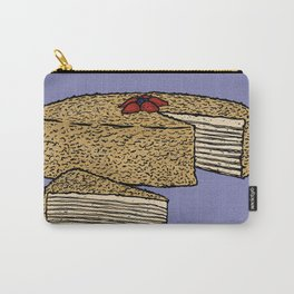 N is for Napoleon Cake Carry-All Pouch