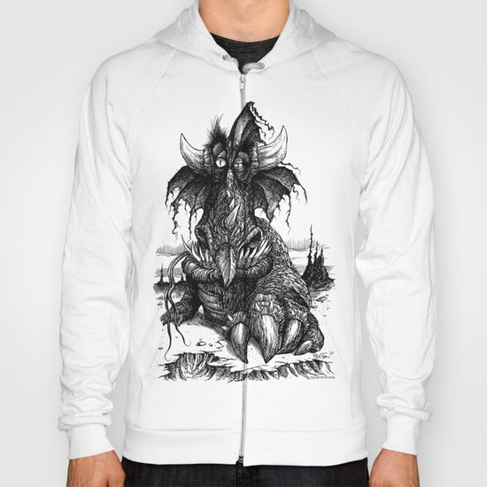 Drowsy Dragon Hoody