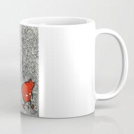 Why Fit In? Coffee Mug