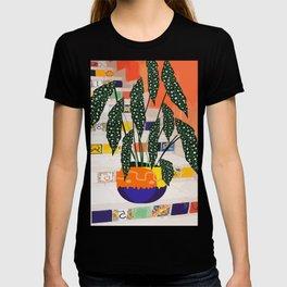 Dotted begonia #illustration Art Print T-shirt