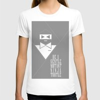 gentleman T-shirts featuring GENTLEMAN by sophia derosa
