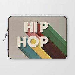HIP HOP - typography Laptop Sleeve