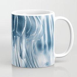 Jellyfish blue Coffee Mug
