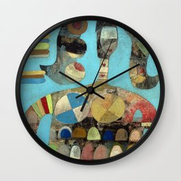 Rent Is Due Wall Clock