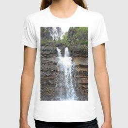 Coastal Waterfall T-shirt