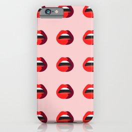 Kisses by Cindy Rose Studio iPhone Case