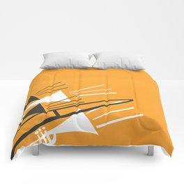 Brass Instruments Comforters