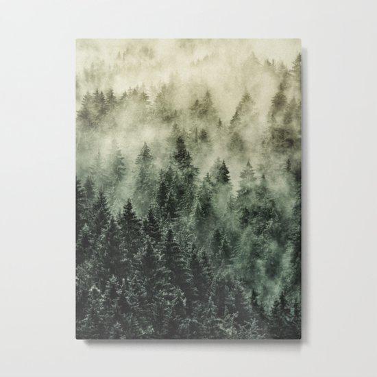 Everyday // Fetysh Edit Metal Print