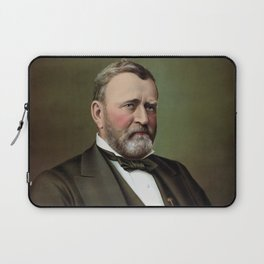 President Ulysses Grant Laptop Sleeve