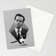 A good old-fashioned villain Stationery Cards