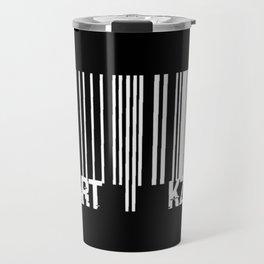 """BarCode2"" Travel Mug"
