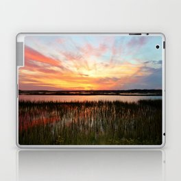 Sunset And Reflections Laptop & iPad Skin