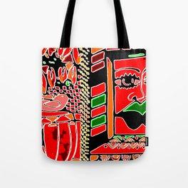 Big Up! Africa! Tote Bag