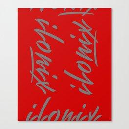 ilonix Canvas Print
