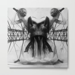 Retribution Metal Print