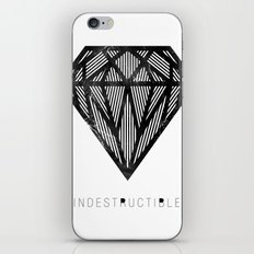 VISION CITY - INDESTRUCTIBLE iPhone & iPod Skin