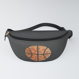 Pizza Basketball Fanny Pack