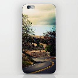Uphill iPhone Skin