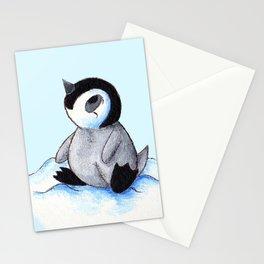 Little Winter Fluffball Stationery Cards