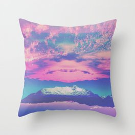 BLITZ Throw Pillow