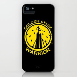 frieza  golden state warrior iPhone Case