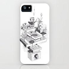 Architecture Sketch iPhone (5, 5s) Slim Case